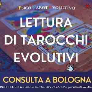 Alessandro Latrofa - letture tarocchi evolutivi bologna