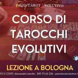 corso di tarocchi evolutivi a Bologna