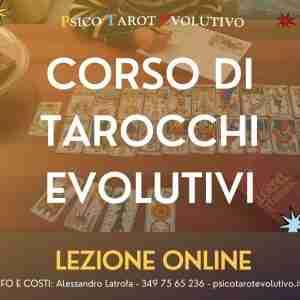 Corso di Tarocchi evolutivi online